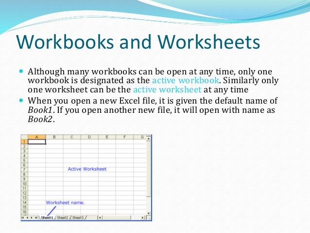 Worksheet Specs  Every Excel worksheet has 16,384 columns and 1,048,576 rows  The intersection of a row and a column is ...