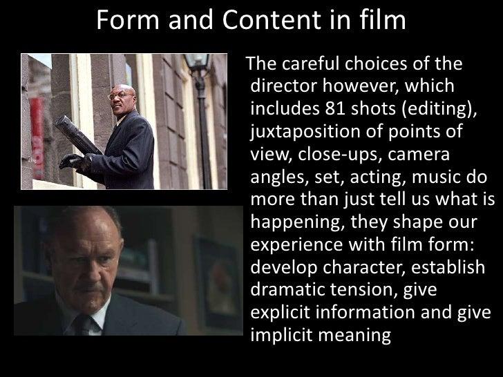 Intro to film