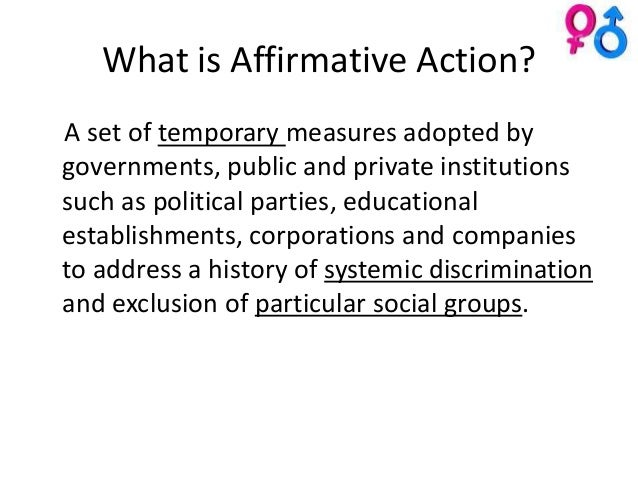 an introduction to the history of affirmative action The pursuit of fairness: a history of affirmative action [terry h anderson] on   president carter's introduction of set asides for minority businesses and the.