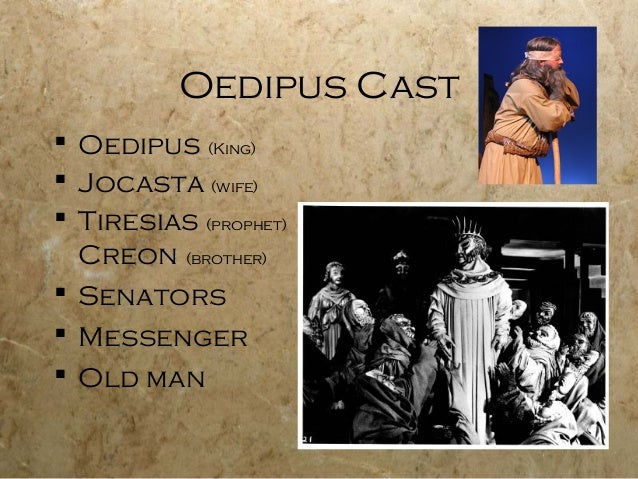 a comparison of creon and oedipus two characters from sophocles plays Comparison of antigone and creons leadership creon vs oedipus in the plays oedipus the king and antigone sophocles portrays two characters, oedipus and creon.