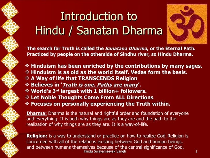 Introduction: Four Main Paths