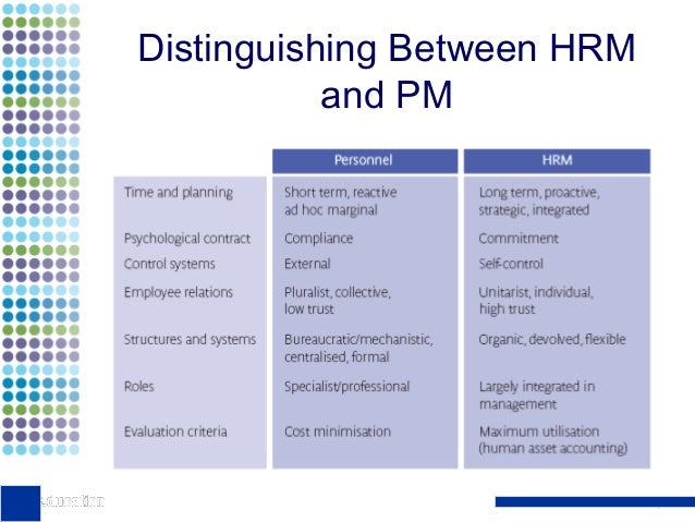 storey s definition of hrm Models of hrm 1 the hard and soft hrm models: storey distinguished between the 'hard' and 'soft' versions of hrm  definition of human resource .