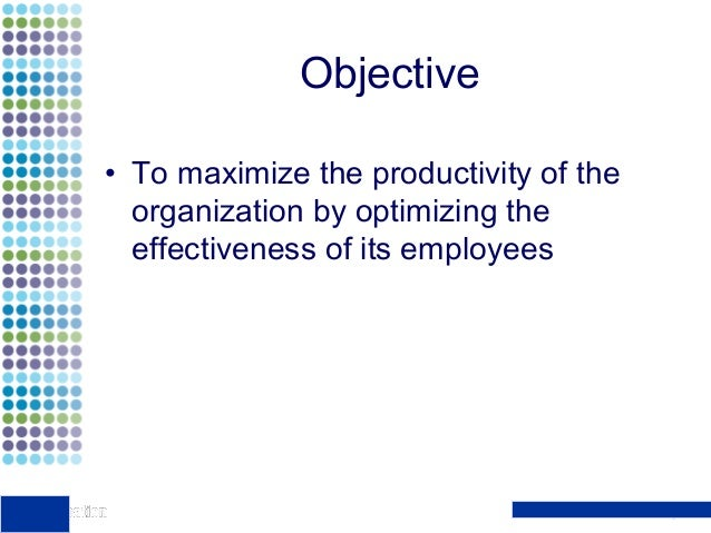 hrm intro 1 introduction to hrm 1 1human resource management (hrm) 2 introduction 2 organization is a group of.