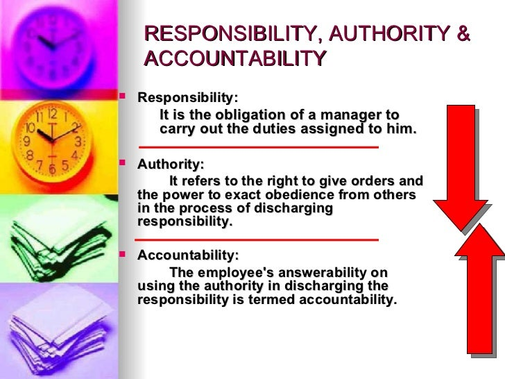 responsibility and accountability essays This is my 2500 word essay about responsibility and keeping accountability of my personal equiptment responsibility the state or fact of being accountable or to blame for something personal responsibility is demonstrating your follow-through initiative and a personal commitment to being.
