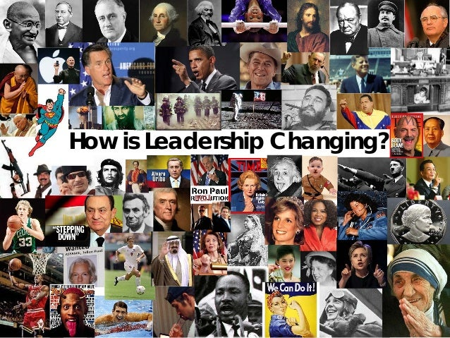 How is Leadership Changing?