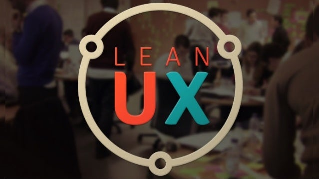 VINCE BASKERVILLE DIRECTOR, USER EXPERIENCE @CALLRAIL INTRODUCTION TO LEAN UX