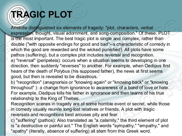 an analysis of a tragic hero through the likes of oedipus and thyestes Clearly, for aristotle's theory to work, the tragic hero must be a complex and well- constructed character, as in sophocles' oedipus the king as a tragic hero,.