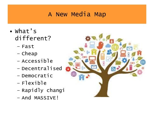 introduction to media technology The article discusses in detail the evolution of media it talks about the various forms of media emerging with time.
