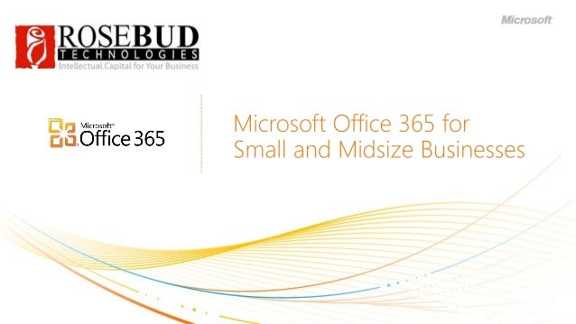 RoseBud Technologies•                  •       ••                      •       ••                      •                  ...