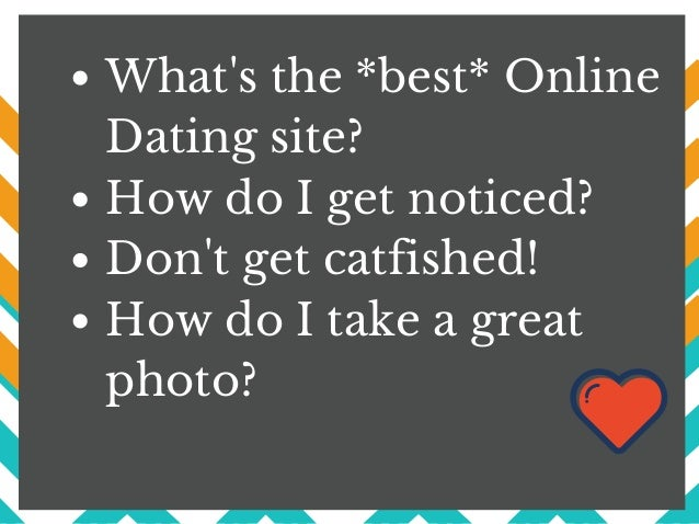 Best intro for online dating site
