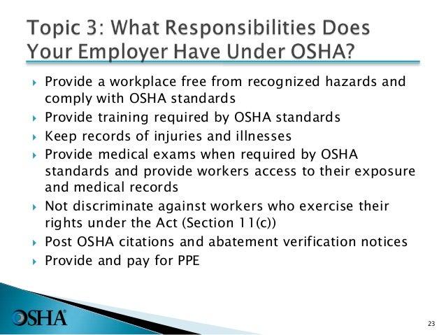Intro. To OSHA .PPTX with new SDS