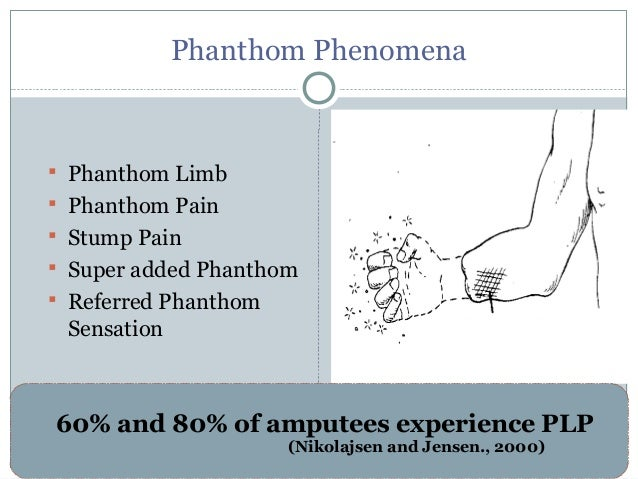 an introduction to the issue of phantom limb pain Amputation, prosthesis use, and phantom limb pain 3 ethical and medico-legal issues in amputee prosthetic prosthesis use, and phantom limb pain: an introduction.