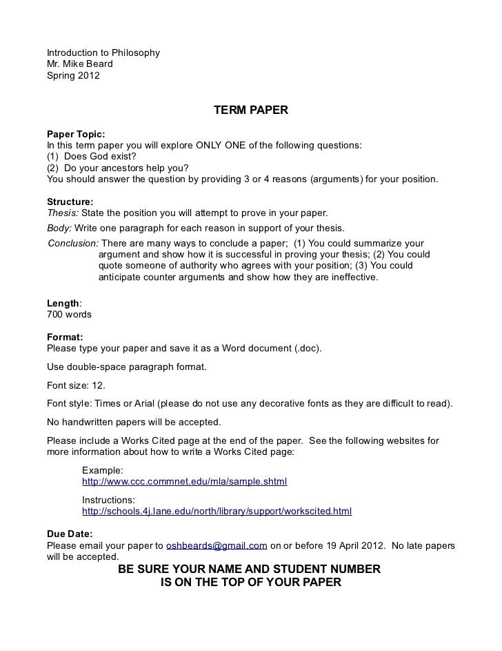 term paper site edu