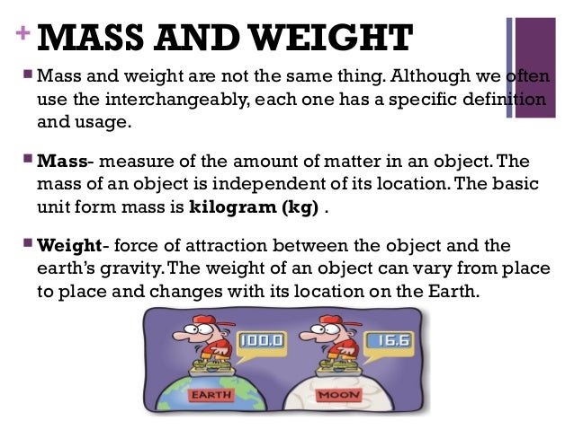 Intro To Physical Science And Measurements on Basic Units Of Measure
