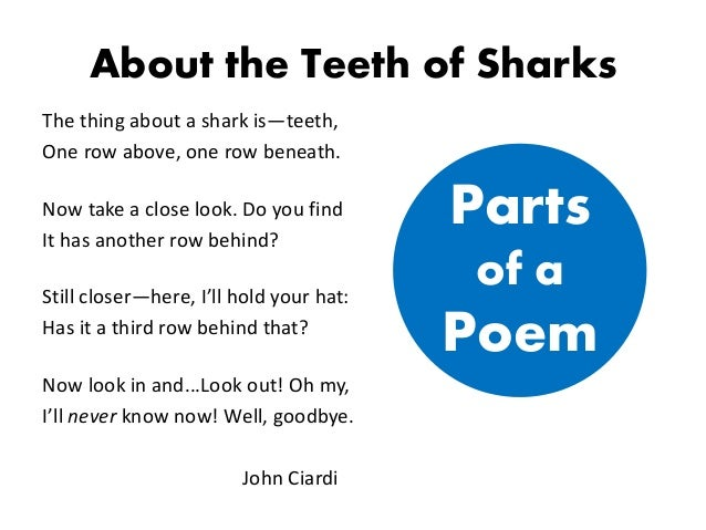 pratt and melville shark poems essay The poetry of e j pratt falls into three categories: the shorter lyrics, the  documentary-like narratives, and the extravaganzas the division in form,  however, does.