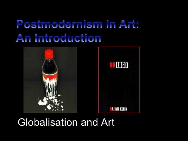 Globalisation and Art