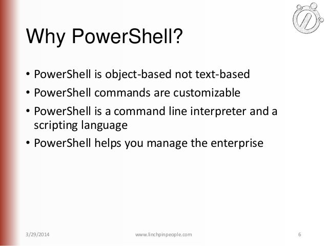 powershell scripting basics with examples pdf