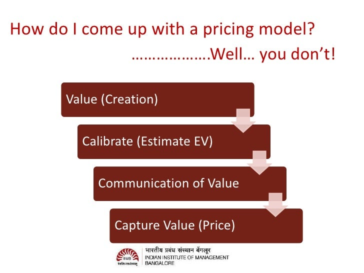 pricing and the psychology of consumption Pricing psychology three of the more common are: multiple unit pricing: simply put sales, however, this pricing technique may not increase the rate of consumption of the product people will buy extra units of the product and then use them as needed.