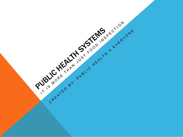FACTORS OF GOOD HEALTH SYSTEMS • Delivers quality services to all people, when & where they need them • A robust financing...