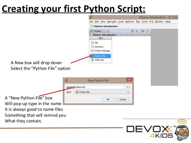 how to change the default python interpreter of a proect