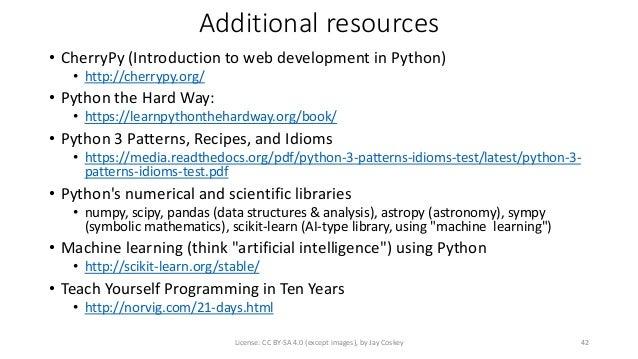 Intro To Python High School Unit 3