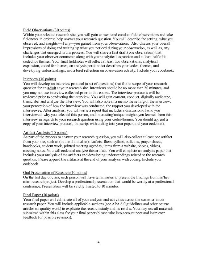 introduction qualitative research paper Writing qualitative research proposals joan l bottorff, phd, rn sections of typical qualitative proposal introduction – introduce topic and significance.