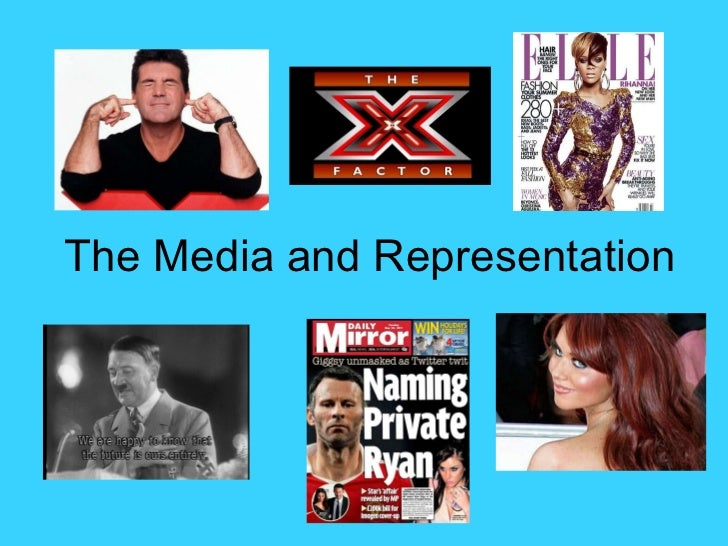 The Media and Representation