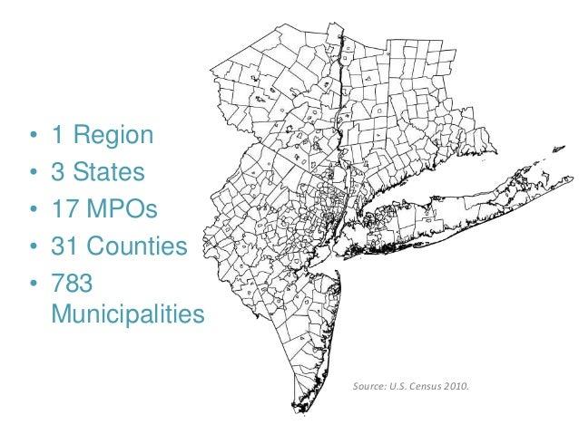 RPA & the New York Metropolitan Region