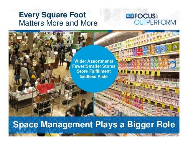 JDA Retail Planning Suite - Anticipate, Align, Adapt.