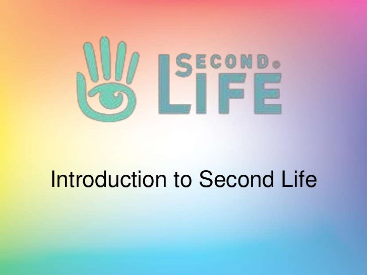 Introduction to Second Life<br />
