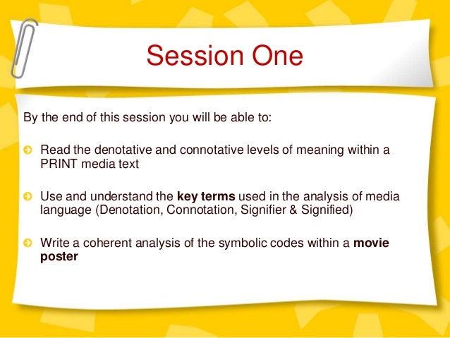 Introduction to semiotics