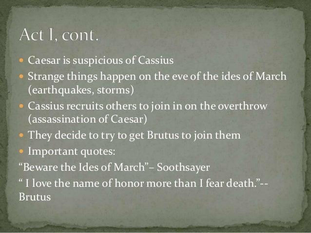 describe caesar and calpurnias relationship quiz