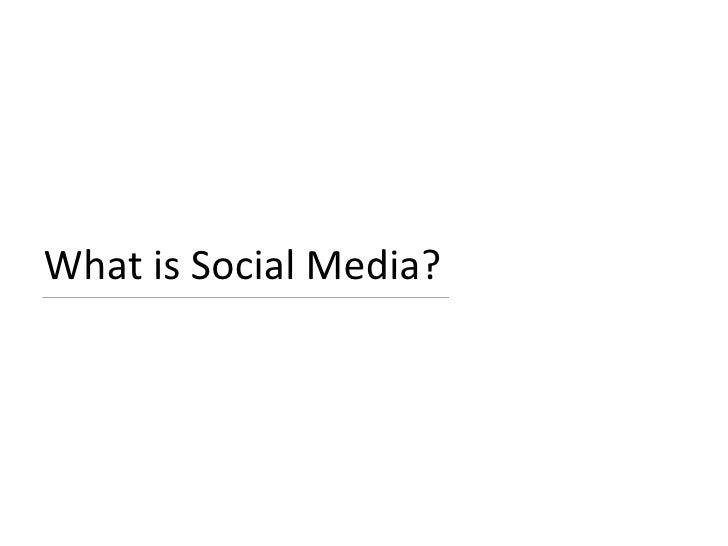 Intro to Social Media Slide 2