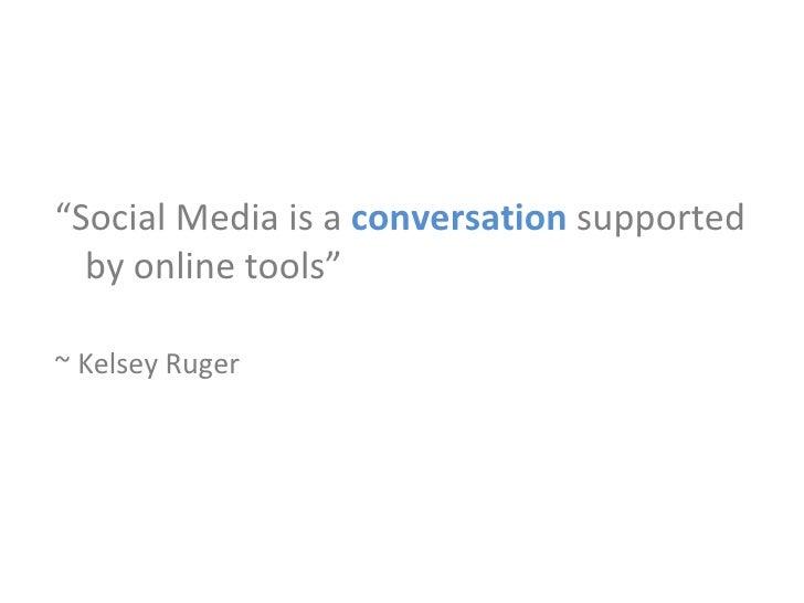 Intro to Social Media Slide 3