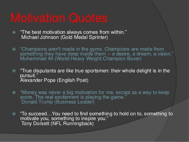sports psychology motivation essay 12 fresh research paper topics about sports psychology searching for the right research paper topic about sports psychology can be a complex thing to do, especially if your deadlines are approaching a good and quality school paper are always starting with a great and attractive topic.