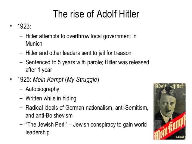 Political views of Adolf Hitler
