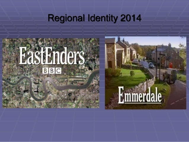 Regional Identity 2014