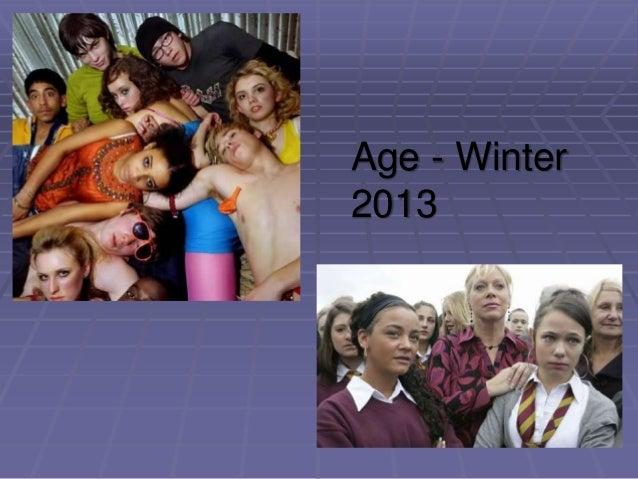 Age - Winter 2013