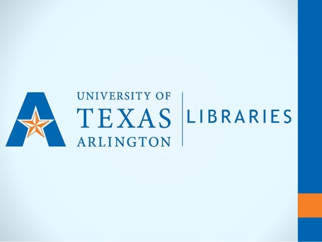 Contactinformation Heather Scalf Director of Assessment scalf@uta.edu This work is licensed under a Creative Commons Attri...