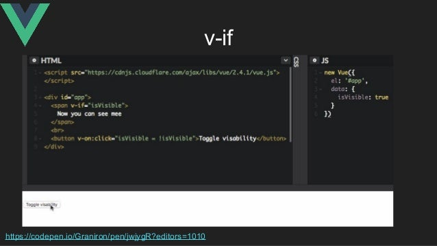 Intro to vue js