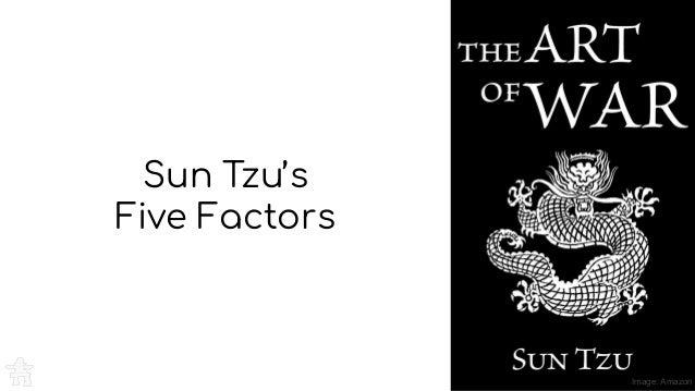 Sun Tzu's Five Factors Image: Amazon