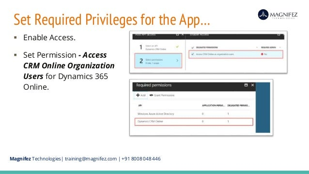 Intro to web api with dynamics 365