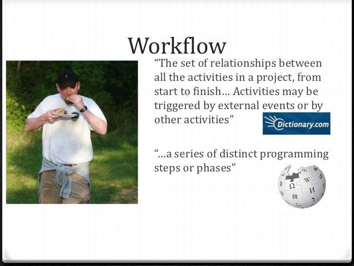 Workflow Foundation Slide 2