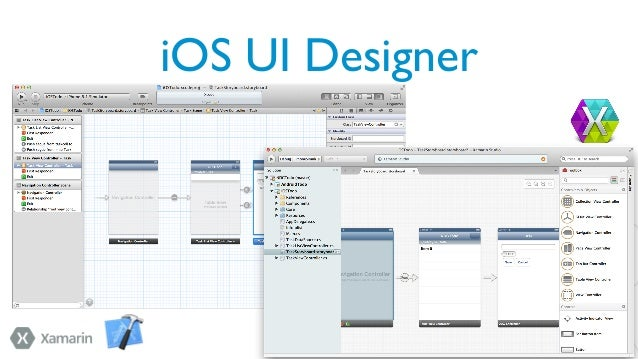 how to develop ios apps on windows using xamarin