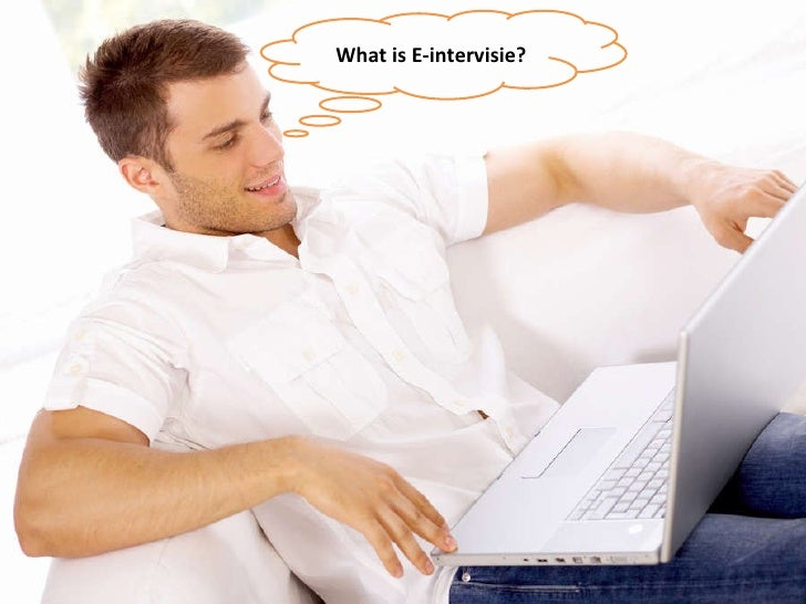 What is E-intervisie?