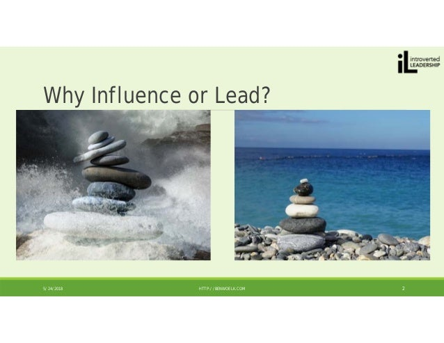The Introvert in the Workplace: Becoming an Influencer and Leader #STC18 Slide 2
