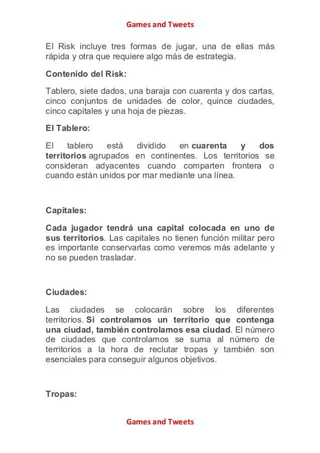 Que quiere decir risk en espanol