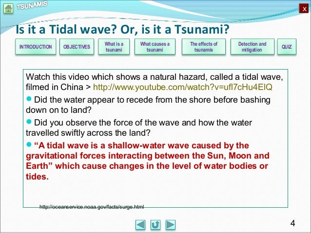 the causes and effects of a tsunami The tsunami set off warnings for much of the pacific basin including the west coast of the united states and south america officials say waves have not caused major damage in hawaii and pose no flooding danger in california.