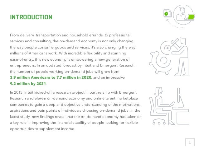 Dispatches From the New Economy: The On-Demand Workforce Slide 2