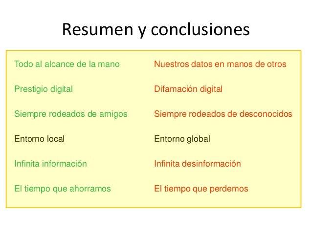 Internet y Redes Sociales en secundaria